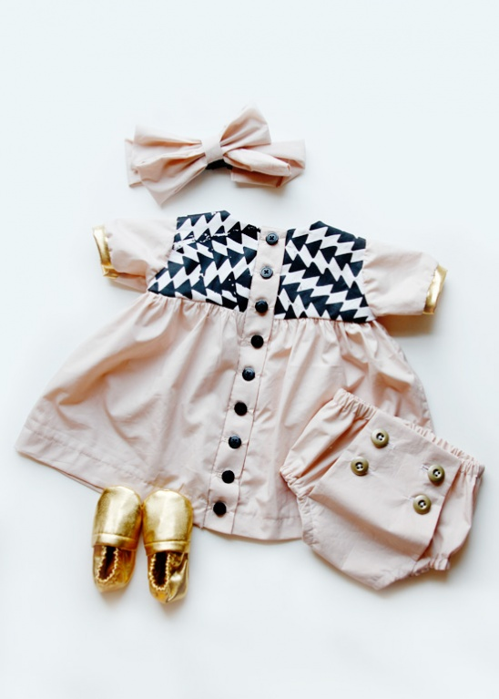 gold button bloomers by see kate sew   Project   Sewing / Kids ...