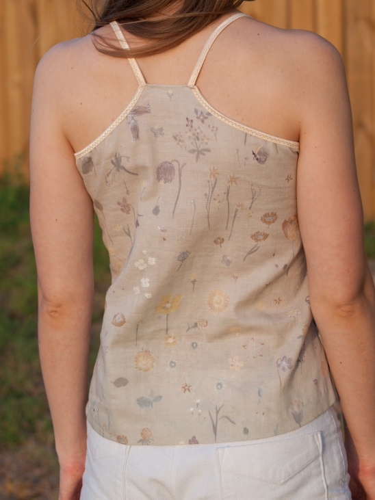 Camisole Pattern Free Sewing Gallery - origami instructions easy for ...