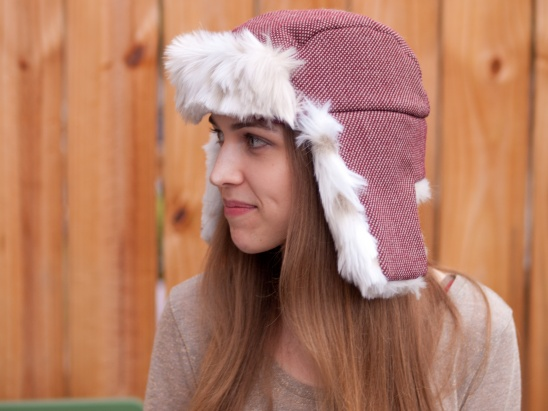 Faux Fur Trapper Hat By Design By Lindsay Project Sewing Hats