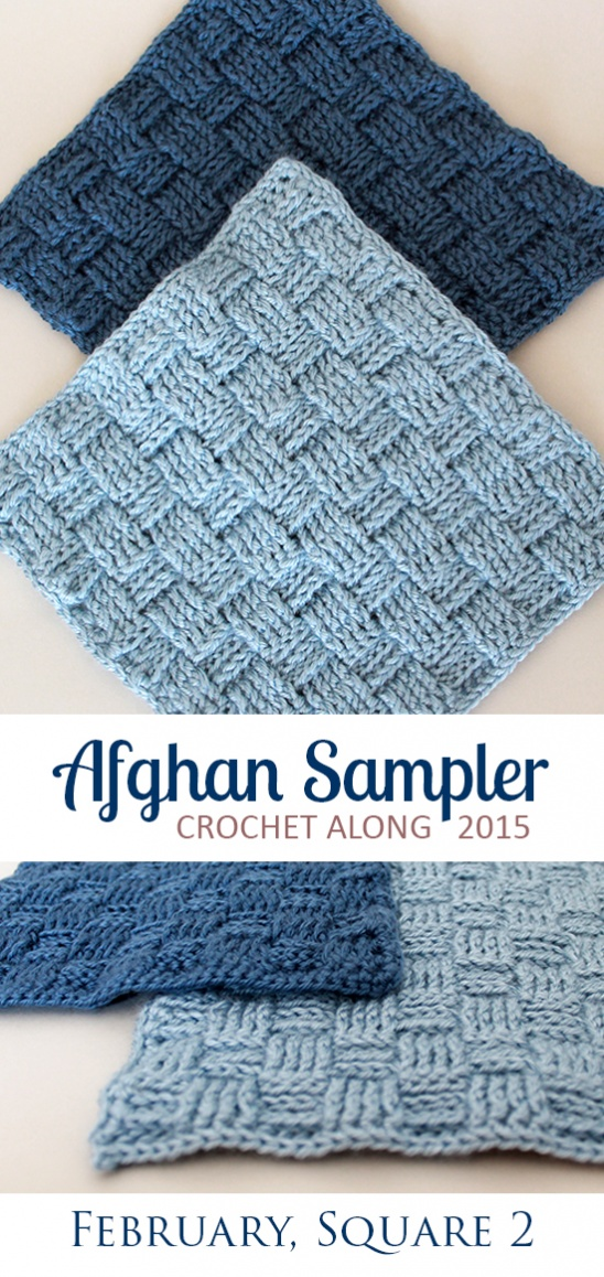 Square 2 Crochet Along Afghan Sampler By Theinspiredwren Project