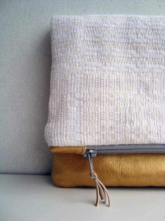 I Love The Texture Of This Handwoven Linen Fabric