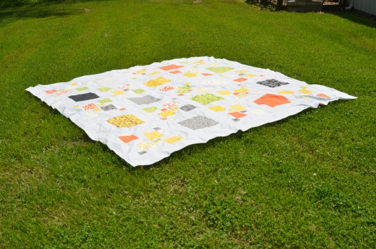 Impromptu Quilt By Andrea Dillon Turner Project Quilting