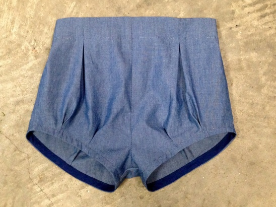 High-waisted sun shorts by Shanna Jacobs Ryan | Project | Sewing ...