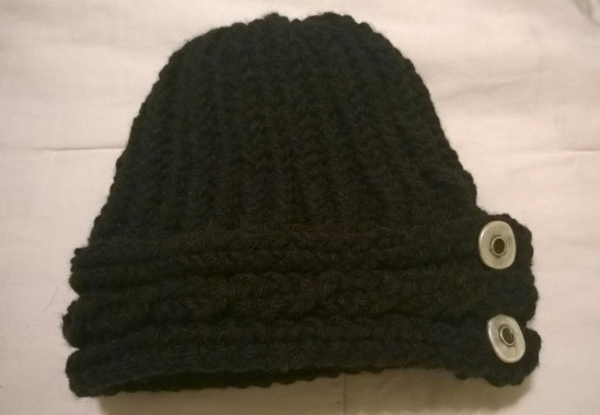 Banded Knit Hat By Karen Crain Project Knitting Hats Kollabora
