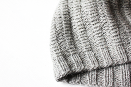 Slipped Stitches Beanie By Emilie Project Knitting Accessories