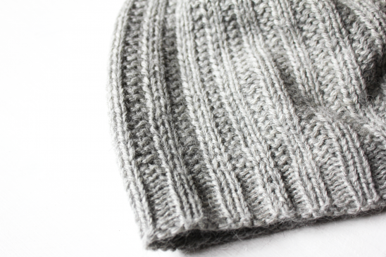 Slipped stitches beanie by Emilie | Project | Knitting
