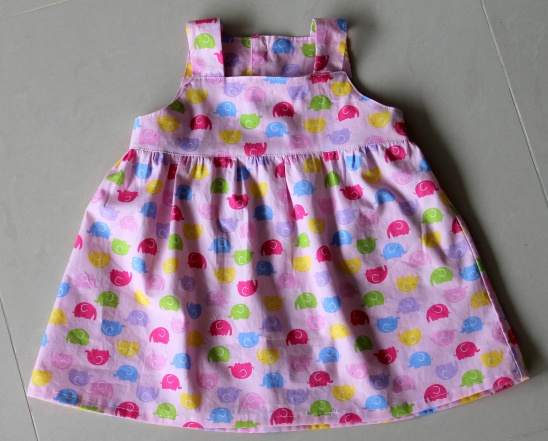 fe3e2d400 Summer Breeze Baby Dress by Meg