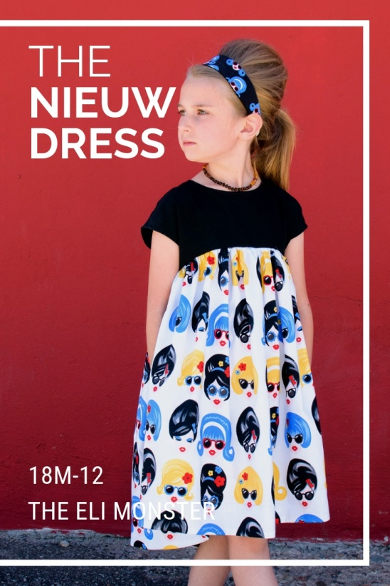 1f08889dc The Nieuw Dress and Tunic