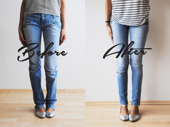 DIY SKINNY JEANS by Adri VelBac | Project | Sewing / Pants ...