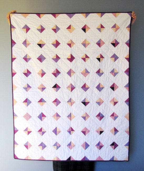Tiny Tile Quilt by Trista | Project | Quilting / Quilts | Kollabora : tile quilt - Adamdwight.com