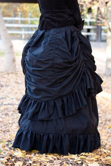 Victorian Witch Costume Skirt By Recentlyrisa Project