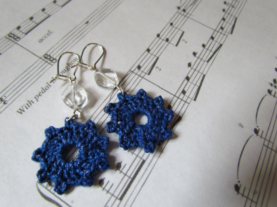 Colbat Earrings