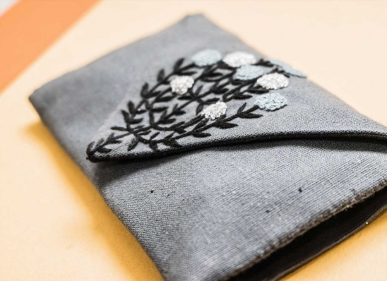 How To Make A Cute Needle Case By Nnarrative Lines Project