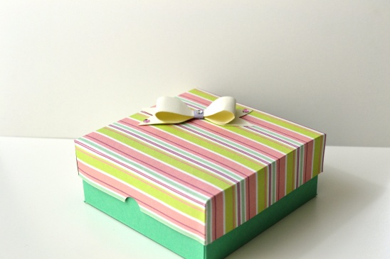 Easy Paper Box Valentine S Day Gift By Giulia Talmacel Project