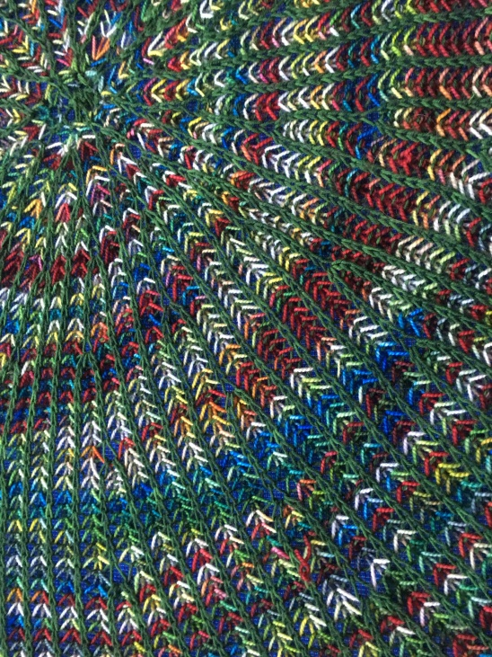 Oceangazer By Heather Classen Project Knitting Scarves Shawls
