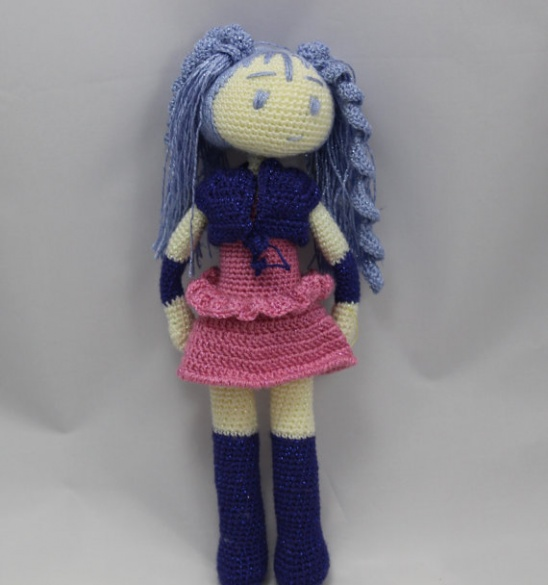Fun & colorful crochet and amigurumi patterns by AhookA on Etsy | 585x548