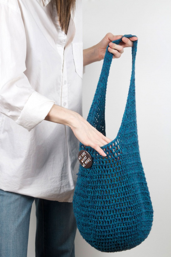 Perfect Summer Market Bag By Lion Brand Project Crochet Bags
