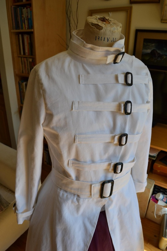 Custom Mad Scientist Labcoat By Desira Pesta Project