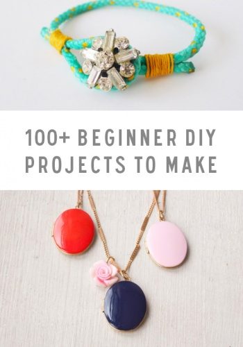 100 beginner diy projects by kollabora project home for Diy crafts for beginners