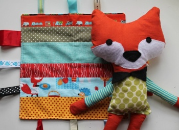 mr fox welcomes a baby boy by house of pinheiro project