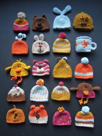 Innocent Big Knit 2016 by Sew Silly Lily Project Crochet / Hats Decorat...