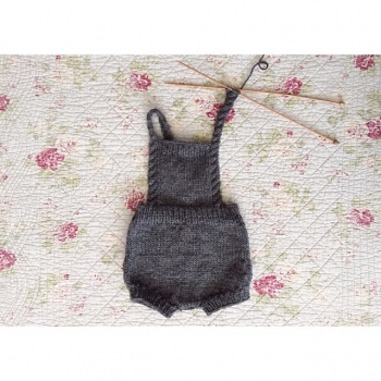 Baby Romper by Esther Project Knitting / Shirts, Tanks ...