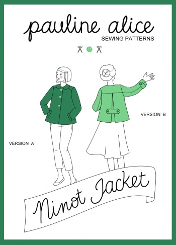 Ninot Jacket Pattern | Supply | Patterns | Kollabora