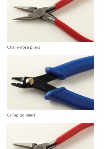 Pliers (different types and their uses) by Design Originals